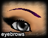 m.. Eyebrows Purple