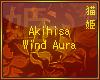 `N Akihisa Wind Aura