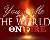 World on Fire =STICKER=