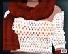 DeepRed Scarf & Glove