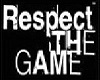 Respect The Game Hoody
