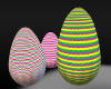 Easter egg trio!