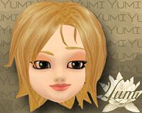 Kairi Golden Blonde