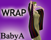 ~BA Multi Color Wrap