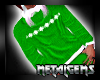 CEM Green Winter Sweater