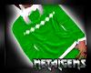 CEM Green Winter Sweater