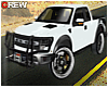TC* F150 Raptor (White)