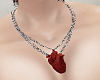 |Anu|heart necklace DRV
