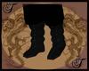 Black Period Boots
