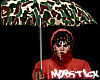 ☔ bape umbrella