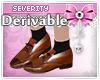 *S Derive School Shoes