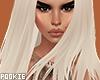 Rihanna White Blonde