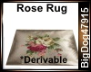 [BD] Rose Rug