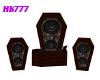 HB777 CI Coffin DJ Booth