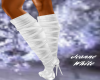 ;R; Jeanne White Boots