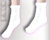 Kawaii White Socks