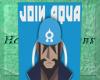 Join Team Aqua Poster