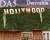 (A) Hollywood