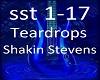 Teardrops Shakin Stevens