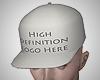 Snapback Male Hat