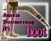 +h+ Aussie Boomerang (F)