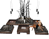 giraffe table/chairs