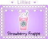 Strawberry Frappe