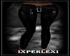 black pant rl