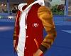 49ers jacket mens