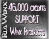 Wx: Support Sticker