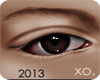 XO. M] Drk Brown 2013