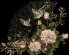 Summer Flowers Fan