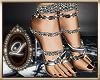 LIZ - Sylver shoe
