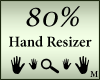 Hand Resizer