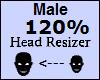 Head Scaler 120%