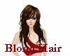 Blond Hair Coklat