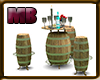 [8v4] Barrel Tables
