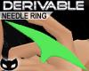 [SIN] Der. Needle Ring