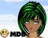 ~MDB~ GREEN BLACK CHARM