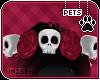 [Pets] Ziro  skull crown