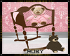 Baby Girl Animated Crib