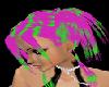 Neon Pink n Green