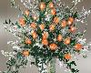 `EC Elegant Orange Roses