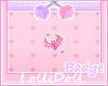 Lolli: Pinkie Badge