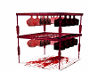 TrueBlood Glass Display
