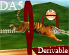 (A) Circus Tiger Show