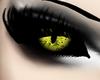 Sexy Green Snake Eyes
