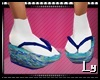 *LY* Geisha Sandals