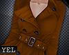 [Yel] Brown coat