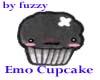 Emo Cupcake/muffin